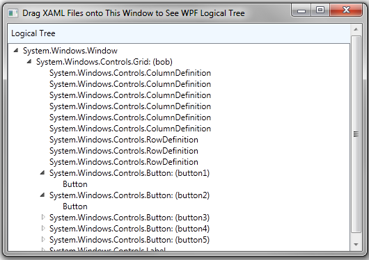 Wpf Treeview