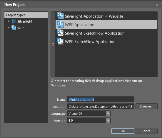 185 – Creating a WPF Application Using Blend | 2,000 Things You