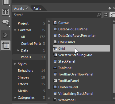 414 – Creating a Grid in Expression Blend | 2,000 Things You