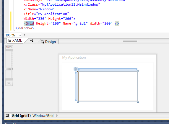 413 – Creating a Grid from the Visual Studio Designer | 2,000 Things