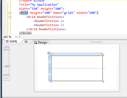 413 – Creating a Grid from the Visual Studio Designer