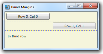 426 – Layout Panels Can Also Have Margins   2,000 Things You