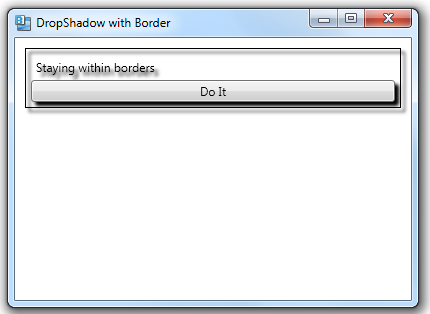 436 – Using a Drop Shadow with a Border | 2,000 Things You Should