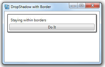 436 – Using a Drop Shadow with a Border | 2,000 Things You