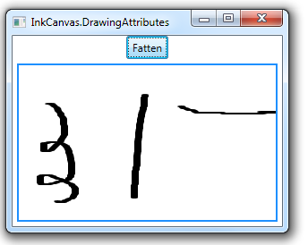 488 – You Can Change Drawing Attributes of Existing Strokes