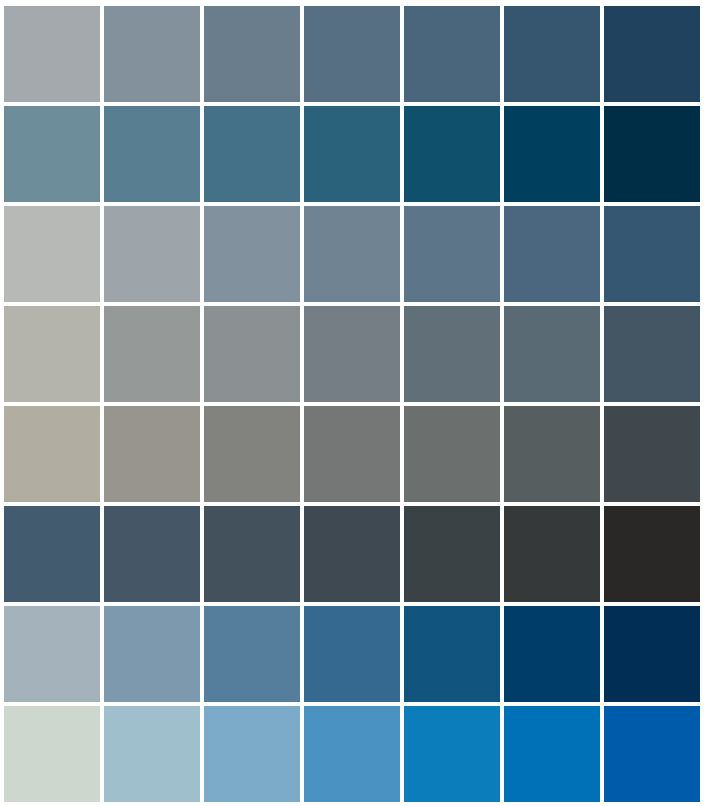 Colors | 2,000 Things You Should Know About WPF