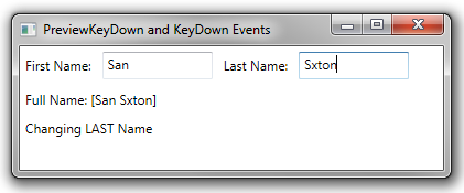 KeyUp | 2,000 Things You Should Know About WPF