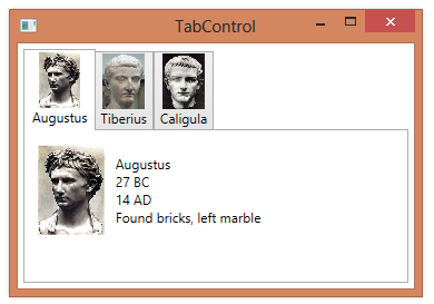 TabControl | 2,000 Things You Should Know About WPF